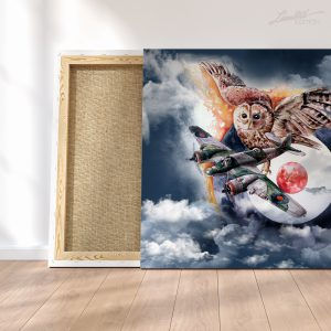 Bristol Beaufighter Canvas Art | Limited Edition