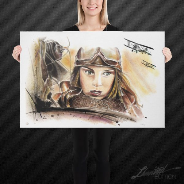 Night Witches Canvas Art | 24x36